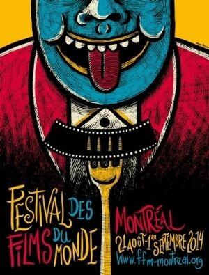 Montreal World Film Festival poster 2014