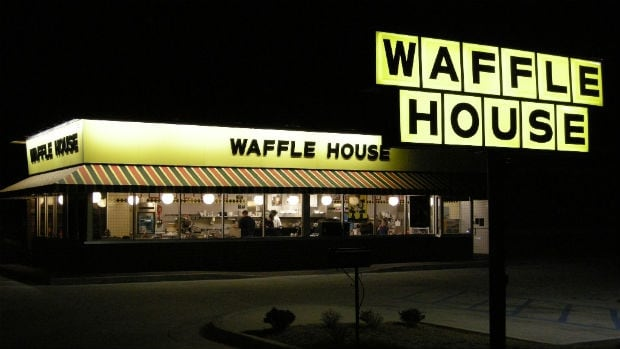 Waffle House is calling for a U.S. boycott on Belgian waffles, ahead of the United States' clash with Belgium in the Round of 16 at the FIFA World Cup.