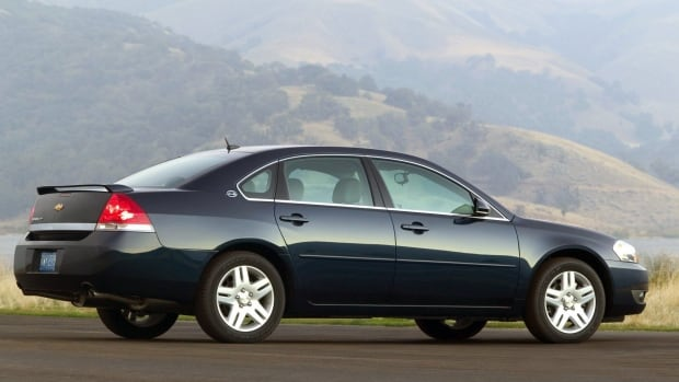 The 2006 Chevrolet Impala is one of seven GM models being recalled over what the company calls 'unintended ignition switch rotation.'