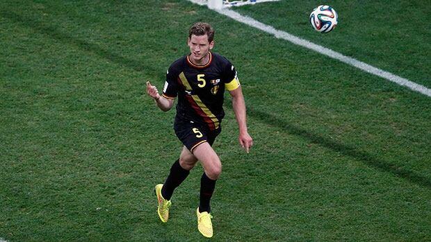 Belgium captain Jan Vertonghen led his team past Korea by scoring the game-winning goal.