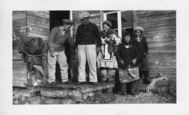 Inuit oral stories