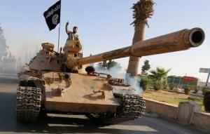 SYRIA-CRISIS/IRAQ