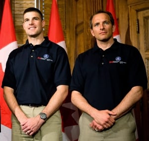 New Astronauts 20090513