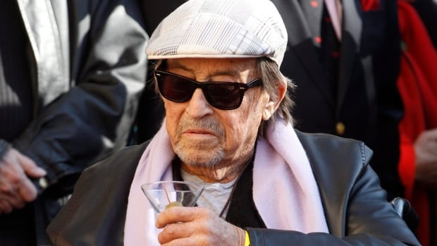 Actor/director Paul Mazursky is honoured with a star on the Hollywood Walk of Fame in Los Angeles on Dec. 13, 2013. He died Monday at age 84.