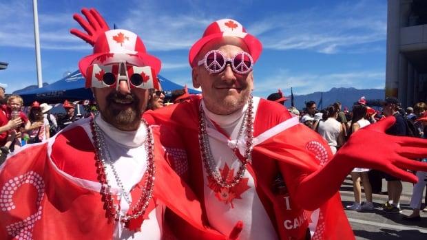 Canada Day What S Happening Around The Province British Columbia Cbc News