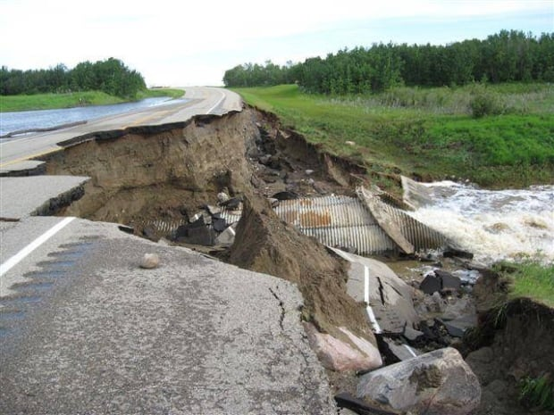 Highway 16, 2 kilometres west of Elfros
