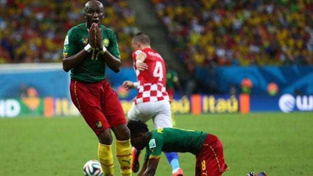 Cameroon's match against Croatia from the Group stage of the FIFA World Cup in Brazil is at the centre of fixing allegations.