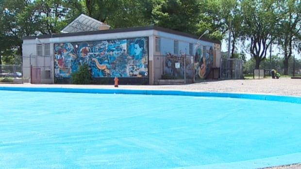 The splash pad and Pavilion will be refreshed by 2015.