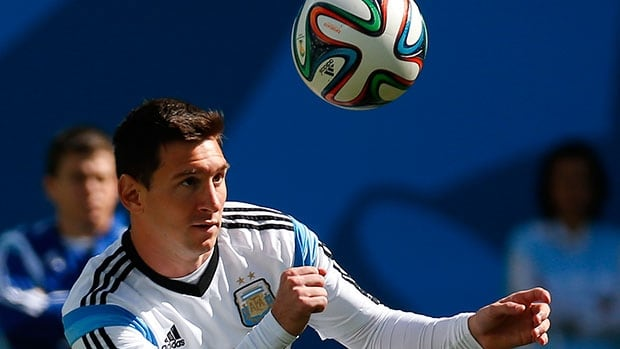Argentina star Lionel Messi has shown us just enough magic to make the difference game after game.