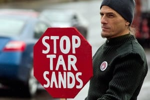 Oilsands Protest 20121023