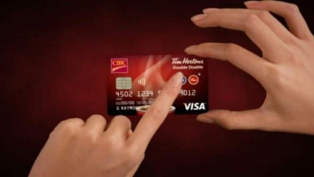 New Tim Hortons Visa card