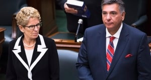 Ont Legislature Resumes 20140702