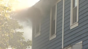 Buckmaster's Circle fire