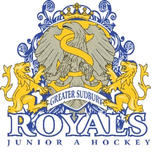 Greater Sudbury Royals logo