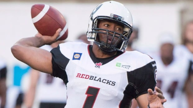 Ottawa Redblacks quarterback Henry Burris spurned an offer to join the Winnipeg Blue Bombers in the off-season.