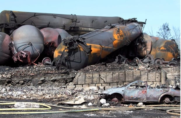 Lac Megantic Safety 20140703