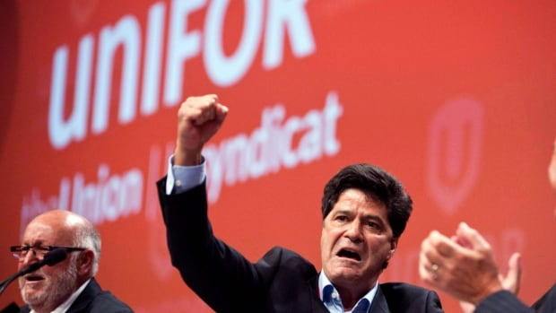 Unifor was created last fall through the merger of the Canadian Auto Workers and the Communications, Energy and Paperworkers unions. The roughly 500 NDP staffers on Parliament Hill and in MPs' constituency offices, who had belonged to the CEP, became members of Local 232 of Unifor.