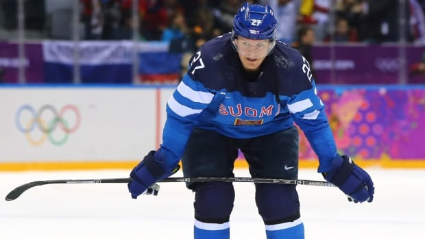 Petri Kontiola helped Finland win bronze at the 2014 Sochi Olympics.