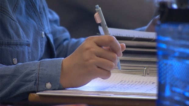 A Nova Scotia Community College instructor says many students don't handle criticism well.