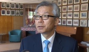 South Korean Ambassador to Canada Cho Hee-Yong