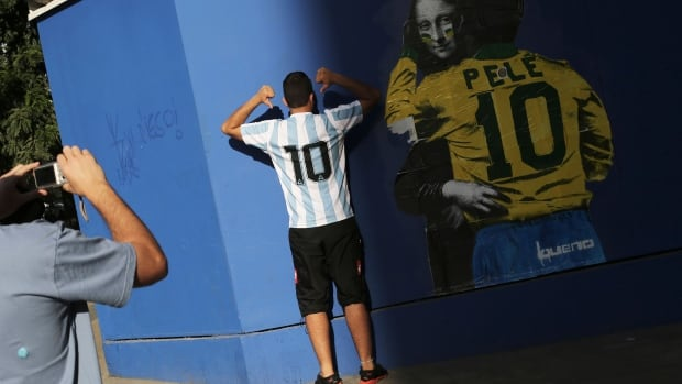 Fans of Brazil and Argentina are among the most passionate in the World. A match between the two nations at the FIFA World Cup would be heated, writes Tim Vickery.