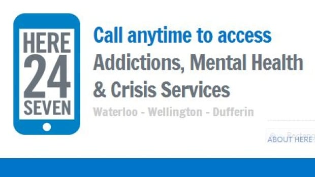 When the Here 24/7 crisis line launched in April, it was immediately overwhelmed with calls for mental health support. Demand for the service has exceeded expectations by about 75 per cent.