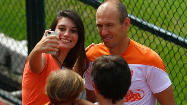 Dutch striker Arjen Robben has become one of the most charismatic and polarizing figures at the FIFA World Cup in Brazil.