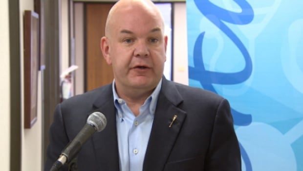 Health Minister Fred Horne addressed the issue of high severance payouts for former AHS executives.