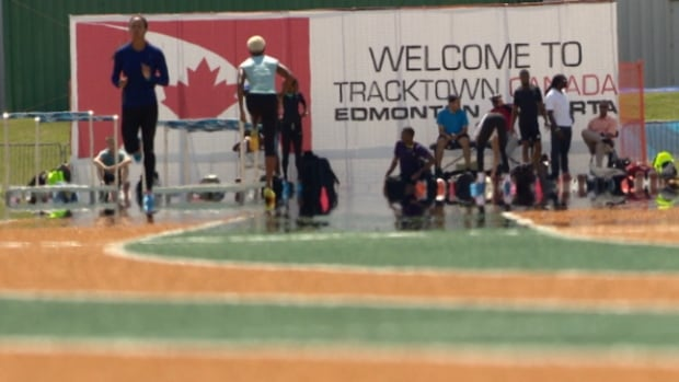 This year's Edmonton International Track Classic attracted some big names, including the world's No. 1 ranked 100m sprinter Justin Gatlin and Canadian high jump record holder Derek Drouin.