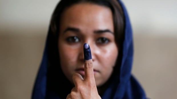 Afghanistan's presidential election on June 14, the first since Karzai took power, saw high voter turnout despite numerous threats from the Taliban to disrupt the vote.