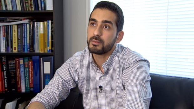 Canadian psychiatric resident Dr. Saleem Al-Nuaimi travelled twice to the war-torn region to treat Syrians suffering from severe mental health issues.