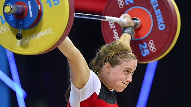 Canada's Marie-Ève Beauchemin-Nadeau was a 2010 Commonwealth Games silver medallist and a 2012 Olympian.