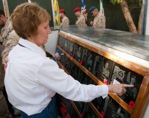 Afghanistan memorial 20111111