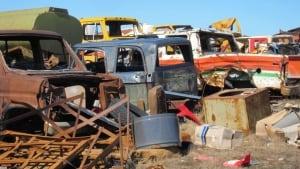 scrap metal Gjoa Haven
