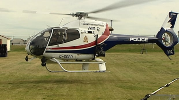 Edmonton Police currently operate two single-engine helicopters:  Air-1 and Air-2. Council doesn't want to spend the $7 million to replace the ageing choppers.