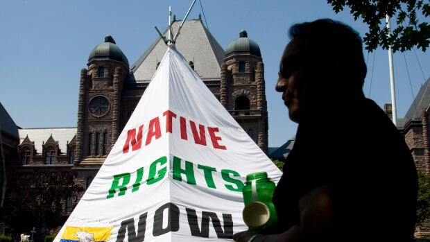 The Grassy Narrows First Nation has spent more than a decade in court fighting Ontario's decision to issue a licence for clearcut operations in parts of the Keewatin portion of Treaty 3 territory.