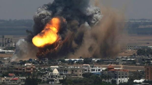 Israeli anti-Hamas offensive in Gaza kills 5: report