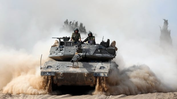 Israeli leadership has stated that they are willing to engage in a full ground invasion of Hamas-controlled areas.