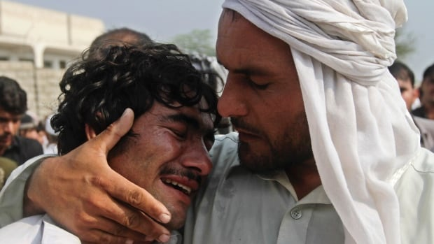 More Afghan civilians were killed in the first half of 2014 compared to last year, the U.N. said Wednesday. The worrying trend is likely the result of the Taliban encroaching on urban areas as ISAF forces withdraw.