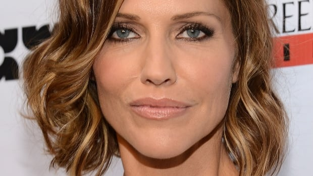 Canadian actress and model Tricia Helfer stars as the manipulative Viondra Denniger in the new CBC drama Ascension.