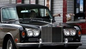 APTOPIX Rolls Royce Drive Thru