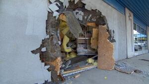 thrift store crash
