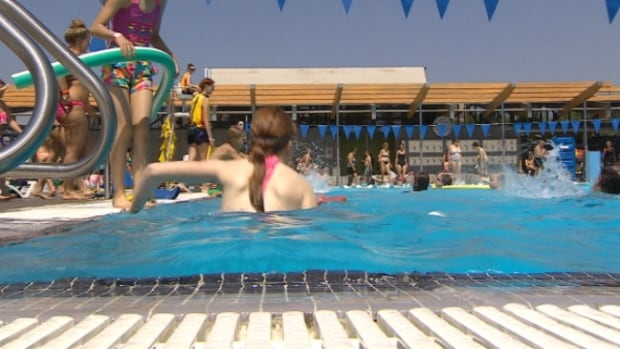 Edmonton has four outdoor pools open this summer, but only operates past 7 p.m.