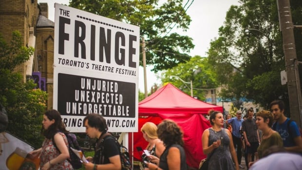 The Fringe Festival is publishing reviews from critics of a now defunct weekly newspaper.