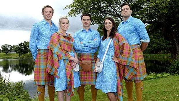 A petition to get Scotland to drop its Commonwealth Games uniforms quickly picked up thousands of signatures.