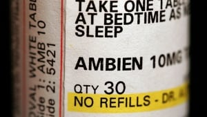 Ambien sleeping pills