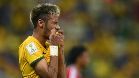 Neymar, World Cup