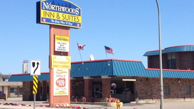 John Pontes, owner-manager Saskatoon's Northwoods Inn & Suites, was fined for sexual harassment.