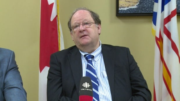 Premier Tom Marshall said Thursday the new Corner Brook hospital should be ready for patients by 2020.