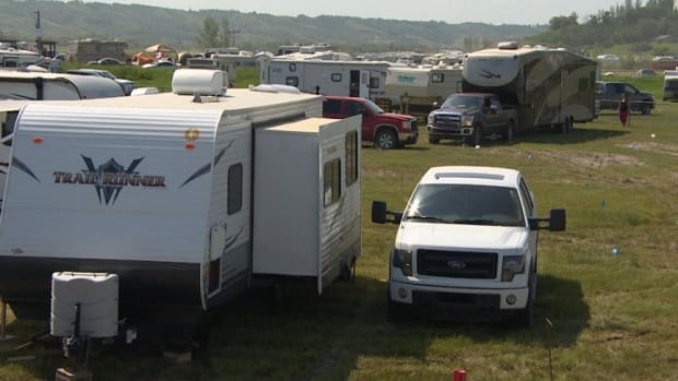 Craven Country Jamboree organizers have ended a 'wild west' approach to camping spots.